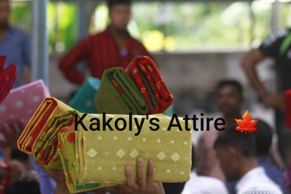 Kakoly's Attire 🍁